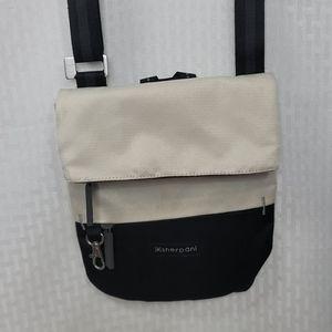 Sherpani color block crossbody bag